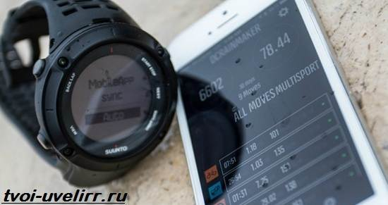 Часы-Suunto-Описание-особенности-отзывы-и-цена-часов-Suunto-7