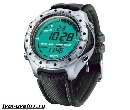 Часы-Suunto-Описание-особенности-отзывы-и-цена-часов-Suunto-9