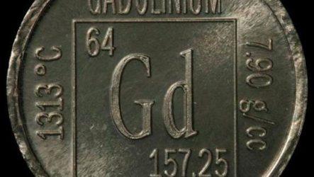 Гадолиний металл. Свойства, производство, применение и цена гадолиния