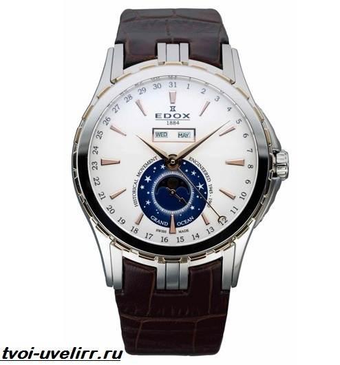 Часы-Edox-Описание-особенности-отзывы-и-цена-часов-Edox-1