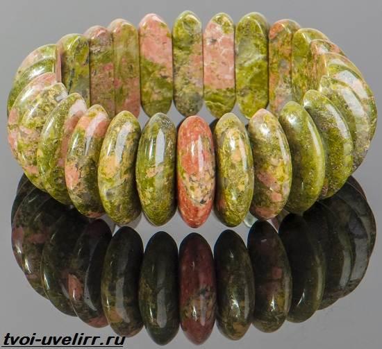Унакит-камень-Свойства-добыча-и-применение-унакита-4