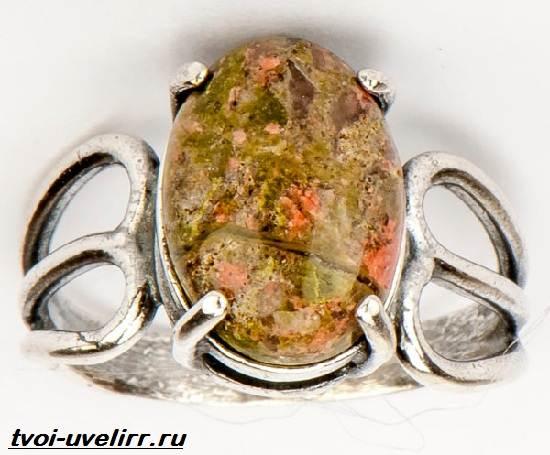 Унакит-камень-Свойства-добыча-и-применение-унакита-6