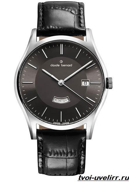 Часы-Claude-Bernard-Описание-особенности-отзывы-и-цена-часов-Claude-Bernard-1