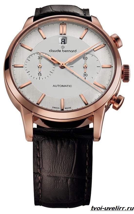 Часы-Claude-Bernard-Описание-особенности-отзывы-и-цена-часов-Claude-Bernard-2