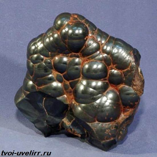 Что-такое-гематит-Свойства-добыча-применение-и-цена-гематита-2