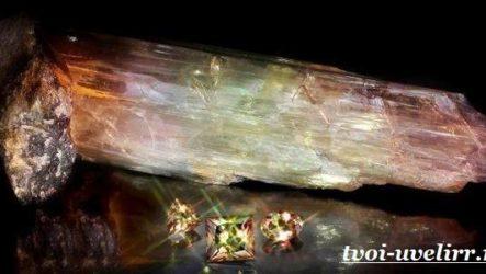 Султанит камень. Описание, свойства, применение и цена султанита